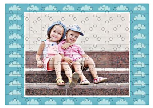 Puzzle, Puzzle pro dítě z mateřské školy, 120 dílků