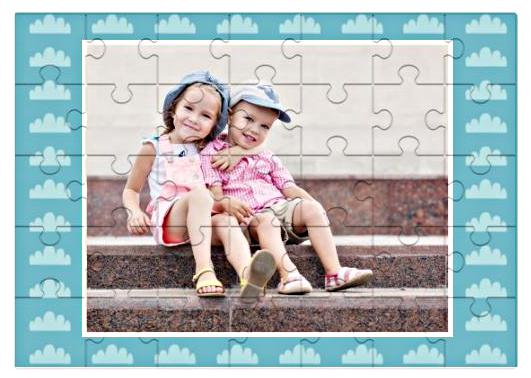 Puzzle, Puzzle pro dítě z mateřské školy, 9 dílků