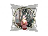 Polštářek, bavlna, Nejkrásnější svátky, 25x25 cm