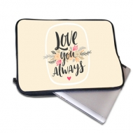 "Obal na laptop 10"", Love"