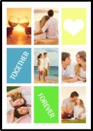 Plakát, Together forever, 60x80 cm