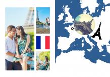 Fotokniha Francie - prázdninové dobrodružství, 20x30 cm