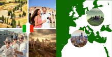 Fotokniha Itálie - prázdninové dobrodružství, 20x20 cm