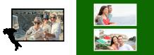Fotokniha Itálie - prázdninové dobrodružství, 30x20 cm