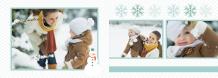Fotokniha Naše zimní chvíle, 30x20 cm