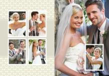 Fotokniha Vzpomínka na naši svatbu, 20x30 cm