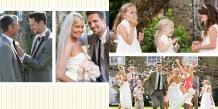 Fotokniha Vzpomínka na naši svatbu, 30x30 cm
