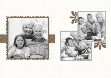Fotokniha Z rodinného alba, 20x30 cm