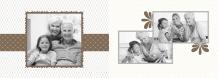 Fotokniha Z rodinného alba, 30x20 cm