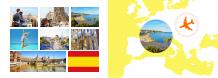 Fotokniha Španělsko - prázdninové dobrodružství, 30x20 cm