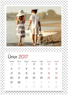 Kalendář, Sbírka vzpomínek, 30x40 cm