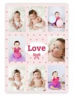 Plakát, Milované děťátko, 60x80 cm