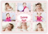 Plakát, Milované děťátko, 40x30 cm