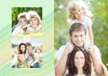 Fotokniha Vzpomínky na celý rok, 20x30 cm