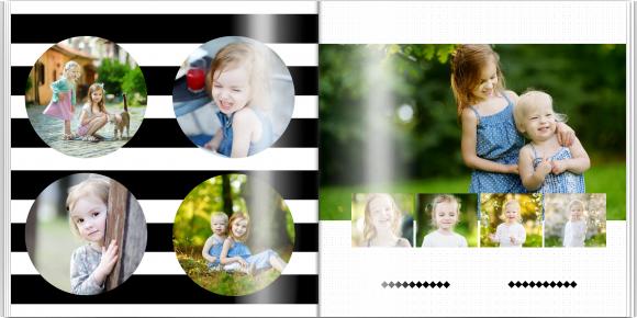 Fotokniha Album pro každou příležitost, 30x30 cm