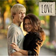 Magnet Love, 3,5x3,5 cm