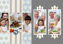 Fotokniha Rodinné setkání, 20x30 cm
