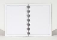 Notes klasyczny kratka Z Klasą, 15x21 cm
