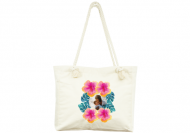 Plážová taška, 45x40, Tropická dovolená