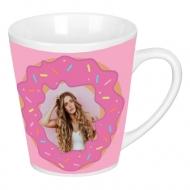 Hrnek latte, Překvapení