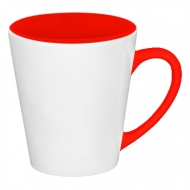 Hrnek latte, Prázdná šablona