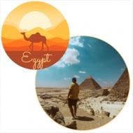 Magnet Egypt, 3,5x3,5 cm