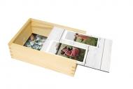 Dřevěná krabička, Nejčerstvější vzpomínky, 12x17 cm