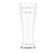 Pivní sklenice Sklenice Tomáše