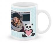 Hrnek, Panda k Valentýnu