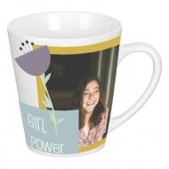 Hrnek latte, Girl power