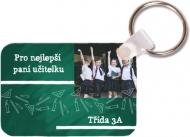 Přívěsek Den učitelů, 7x5 cm