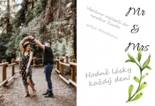 Fotokniha Svatební kniha hostů, 20x30 cm
