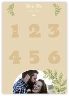 Plakát, Vítáme svatební hosty, 50x70 cm