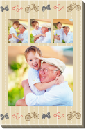 Obraz, Milovanému dědečkovi, 60x80 cm