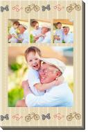 Obraz, Milovanému dědečkovi, 20x30 cm