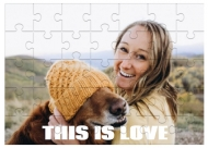 Puzzle, This is Love, 60 dílků