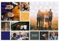 Puzzle, Moderní, 120 dílků