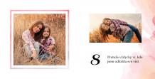 Fotokniha Nejlepší maminka - 12 důvodů, 20x20 cm