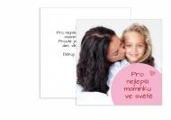 Fotopřání Pro nejlepší maminku, 14x14 cm