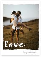 Plakát, To je láska, 30x40 cm