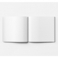 Měkká fotokniha Prázdná šablona, 20x20 cm