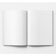 Měkká fotokniha Prázdná šablona, 20x30 cm