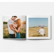 Měkká fotokniha Váš projekt, 20x20 cm