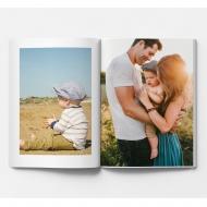 Měkká fotokniha Váš projekt, 20x30 cm