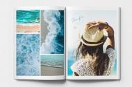 Měkká fotokniha Oceán, 15x20 cm