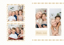 Fotokniha Pro milované prarodiče, 20x30 cm