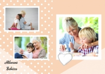 Fotokniha Pro milovanou babičku, 20x30 cm
