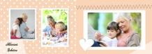 Fotokniha Pro milovanou babičku, 20x15 cm