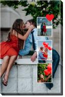 Obraz, Tvůj projekt láska, 60x80 cm
