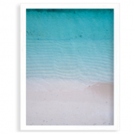 Plakát v rámu, Moře, 30x40 cm